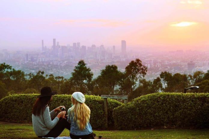 Brisbane's best picnic spots with a view brisbanegirlsabroad