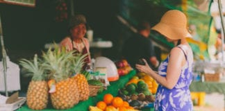 Brisbane's Northside farmers markets