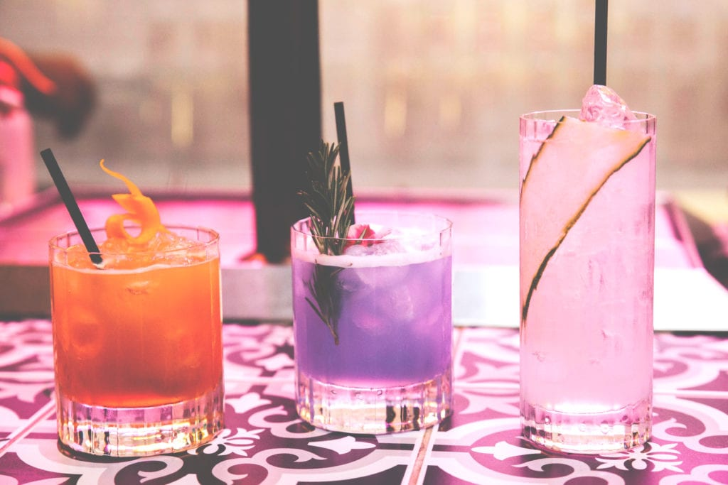 Next Episode Bar South Brisbane Cocktails