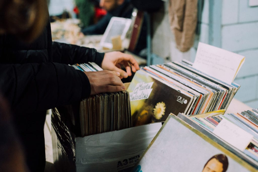 King George Square Record Fair March 2020 My Brisbane