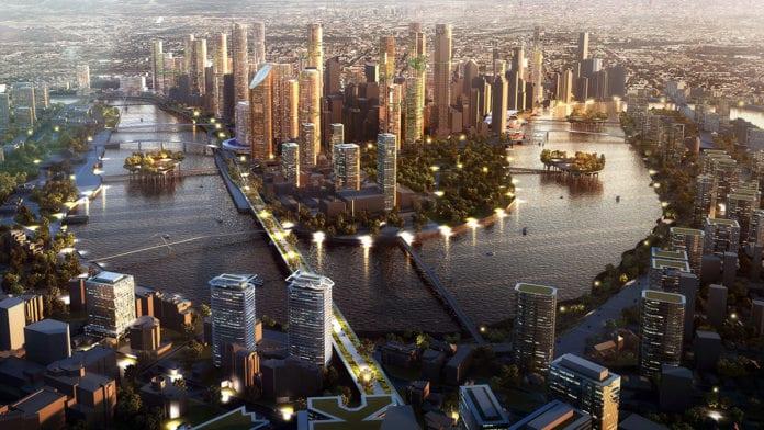 Future Brisbane City