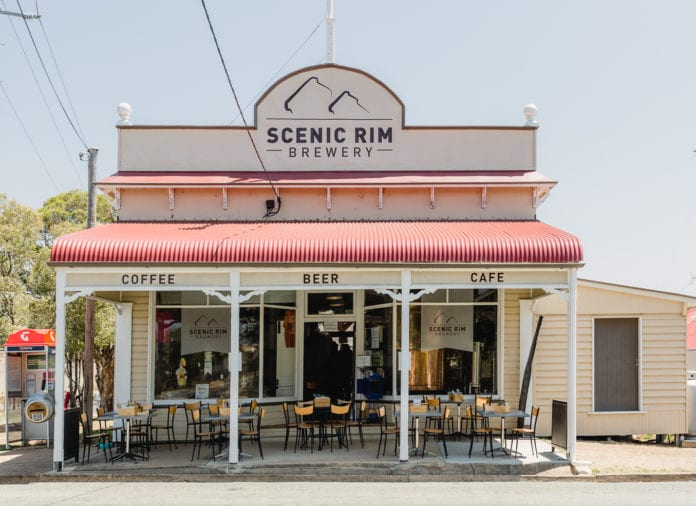 Scenic Rim Brewery Exterior