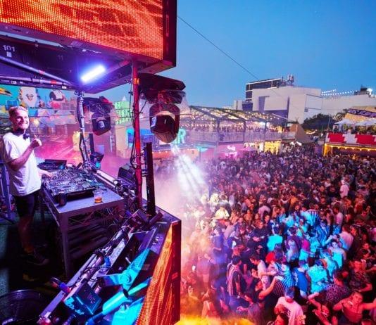 Factory Summer Festival DJ Performance