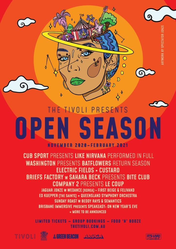 Open Season Promo Poster