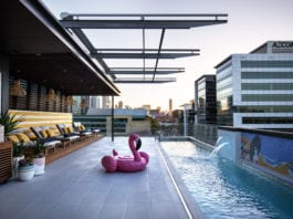 Ovolo the Valley Rooftop Pool