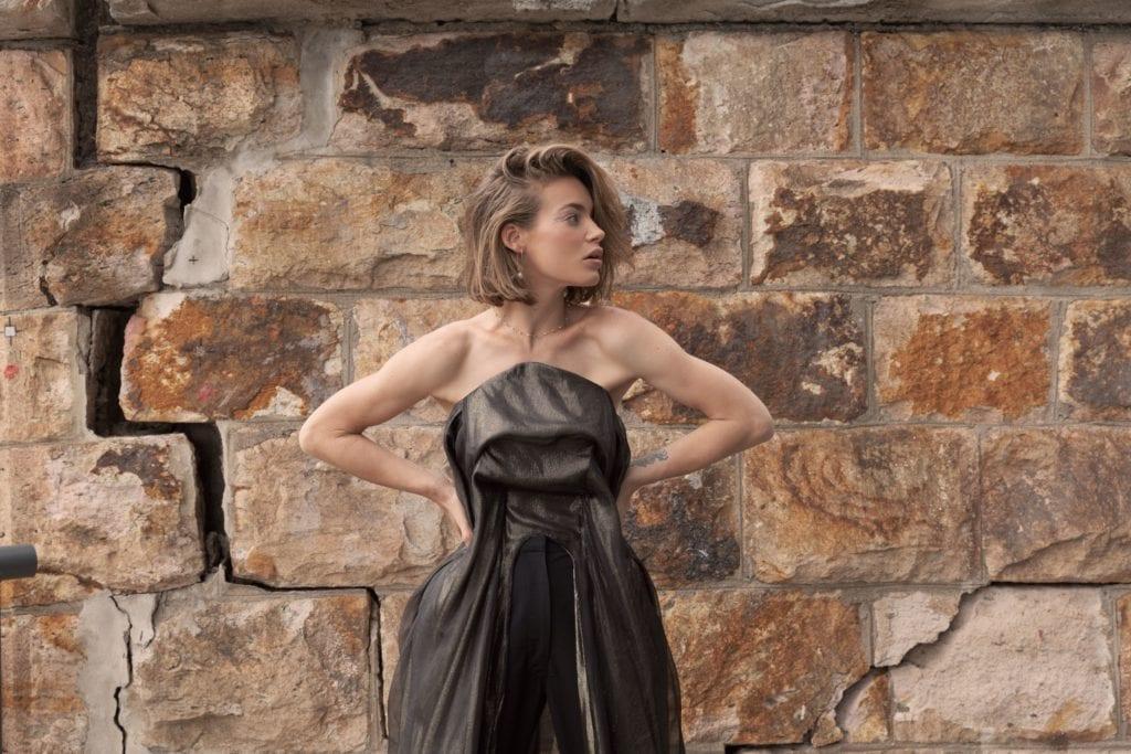 Brisbane Fashion Month Model