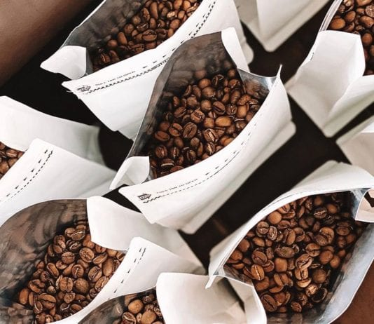 little salt coffee beans