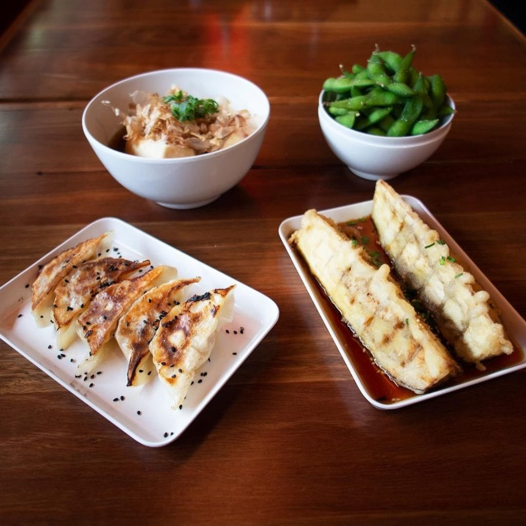 Harajuku Gyoza Vegetarian Gyoza