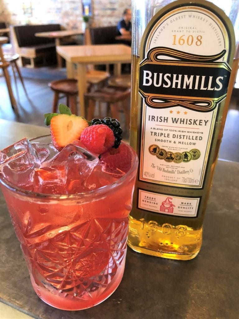 Bushmills Whiskey Cocktail