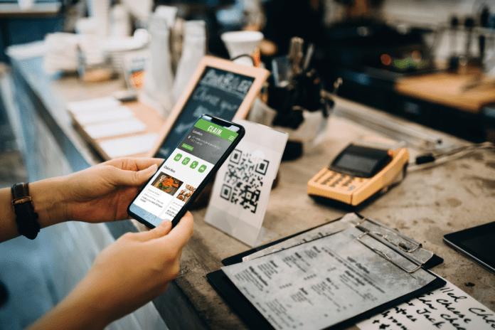 claim app home screen cafe