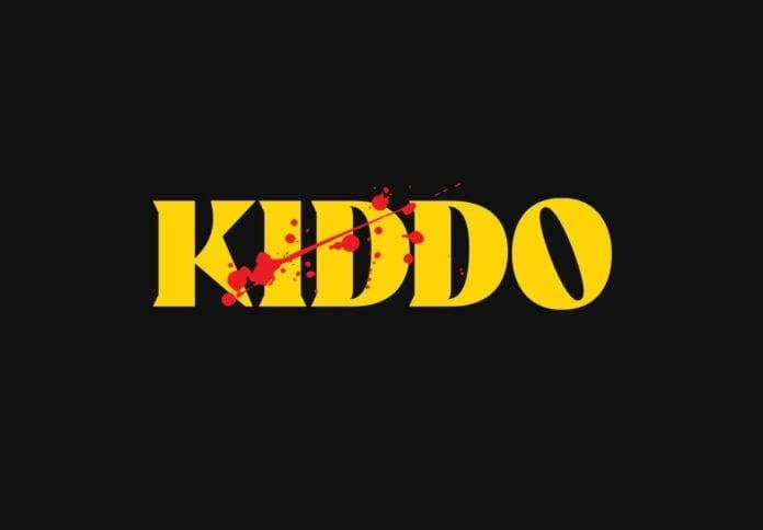 Kiddo Bar and Restaurant Logo
