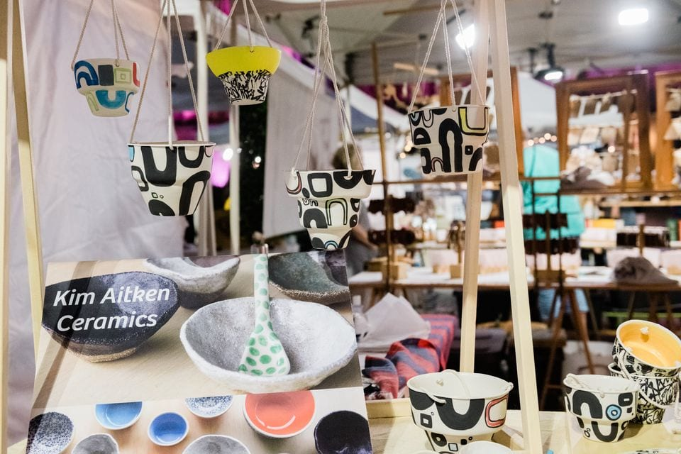 BrisStyle handmade markets pottery