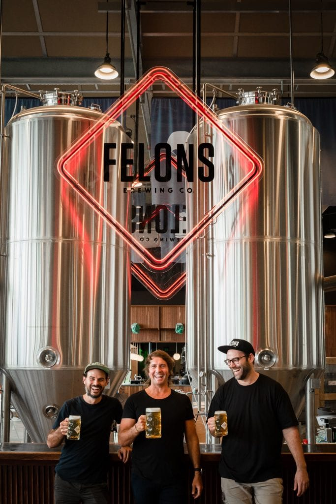 felons brewing co brewers