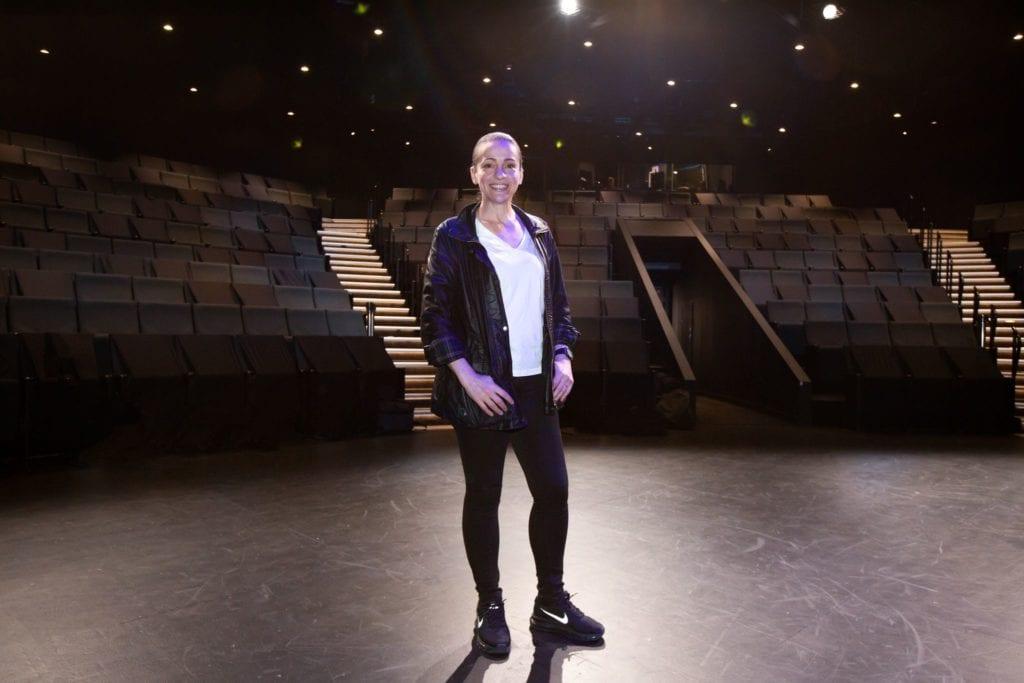 Artistic Director of Queensland Theatre Lee Lewis