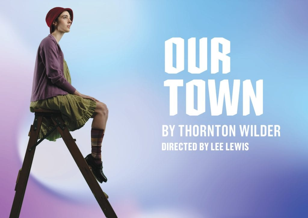 Queensland Theatre 2021 Our Town Banner