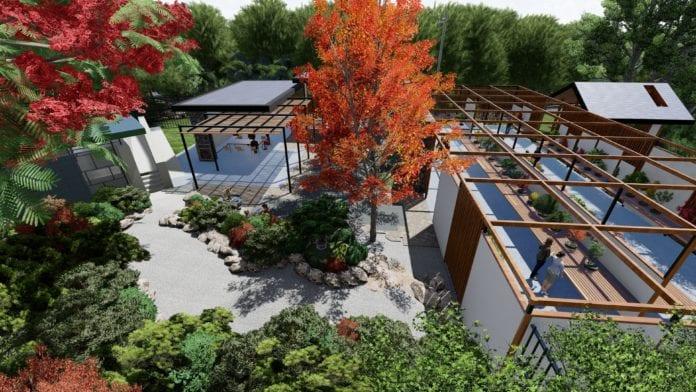 brisbane bonsai house proposal