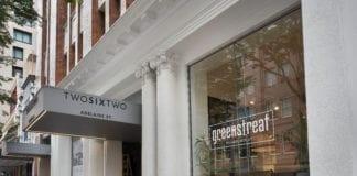greenstreat restaurant entrance