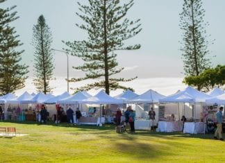 Love Handmade Christmas Markets Redcliffe Margate Beach Brisbane