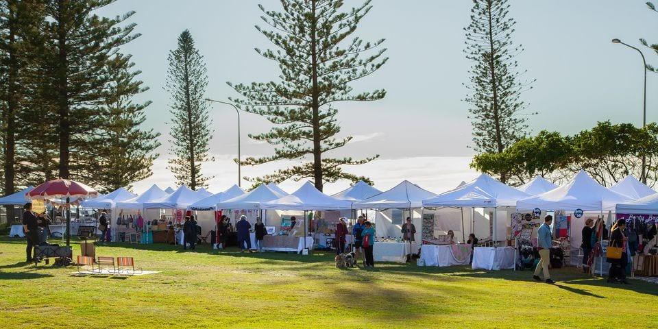 Love Handmade Christmas Markets Redcliffe Margate Beach Brisbane