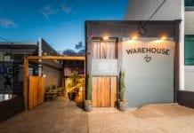 warehouse 25 milton exterior